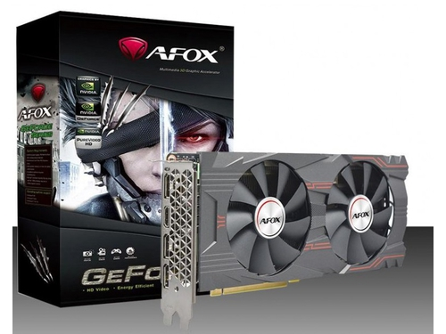 AFOX GEFORCE RTX2060 SUPER 6GB DUAL FAN - AF2060S-8192D6H1