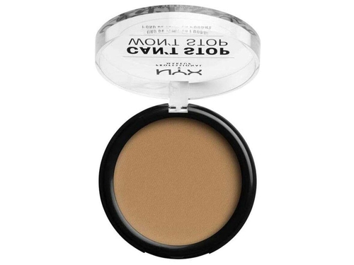 NYX CANT STOP WONT STOP POWDER FOUNDATION-GOLDEN