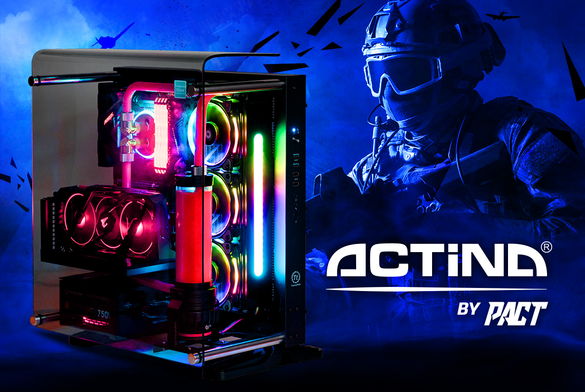 #Actina by Pact 2.0 I7-9700K/32/500/RTX2080Super