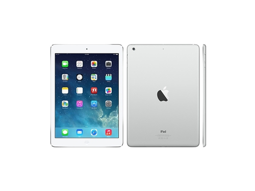 "Tablet Apple iPad 128GB + LTE Silver MR732FD/A 9,7"" 128GB GPS LTE WiFi Bluetooth 3G kolor srebrny"