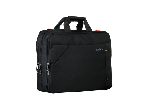 "Torba do laptopa 15,6"" Addison Trinity 15 305015 kolor czarny"
