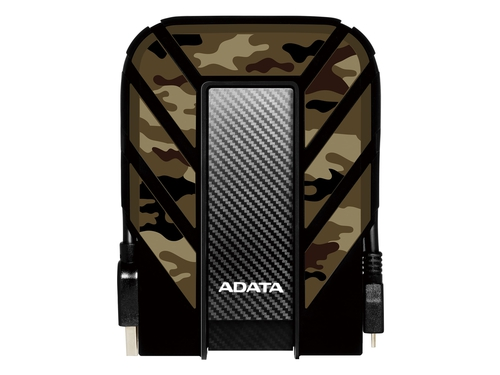 ADATA DashDrive Durable HD710M Pro 2TB Military - AHD710MP-2TU31-CCF
