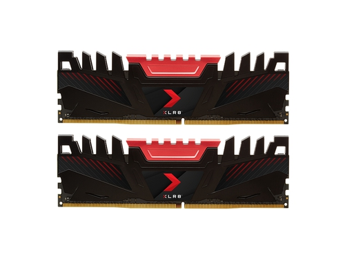 PNY 16GB (2x8GB) XLR8 Gaming DDR4 3200MHz - MD16GK2D4320016AXR