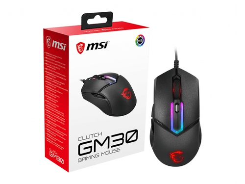 Actina PBM 2600/16/512+1TB/1660S/500W [0959] [0965 + MYSZ MSI CLUTCH GM 30 Black GAMING Mouse - 5901443223238