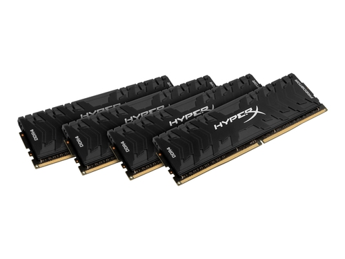 KINGSTON HyperX PREDATOR DDR4 4x8GB 2666MHz - HX426C13PB3K4/32