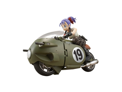 Figurka FIGURE RISE MECHANICS BULMA S NO.19 MOTORCYCLE