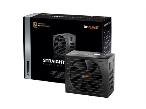Zasilacz BE QUIET! 80 Plus Gold BN284 ATX 850 W