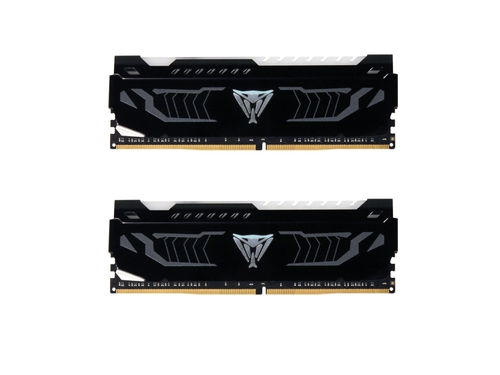PATRIOT VIPER LED WHITE DDR4 16GB 3600MHz CL16 DUA - PVLW416G360C6K