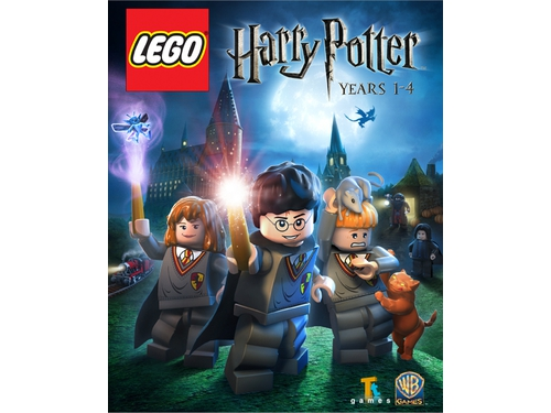 Gra PC Warner Bros Interactive wersja cyfrowa LEGO Harry Potter: Years 1-4 E23545