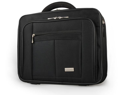 "Torba do laptopa 17,3"" NATEC Boxer NTO-0393 kolor czarny"