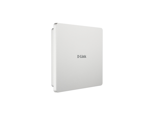 D-Link Wireless AC1200 Simultaneous Dual-Band PoE Outdoor Access Point - DAP-3662