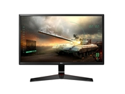"Monitor LG 24MP59G-P 23,8"" IPS/PLS FullHD 1920x1080 VGA DisplayPort HDMI kolor czarny"