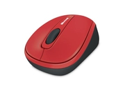Mysz Microsoft Wireless Mobile 3500 Red - GMF-00195