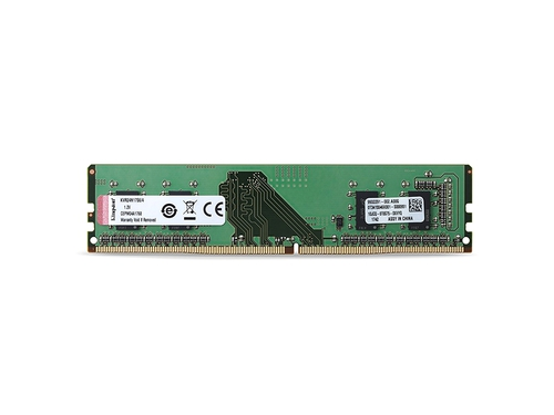 KINGSTON DDR4 4GB 2400MHz CL17 KVR24N17S6/4
