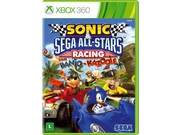 Gra wersja BOX SONIC & SEGA ALL STARS RACING