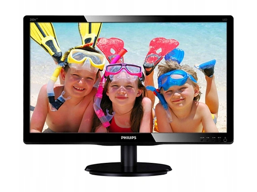 "Monitor [4644] Philips 200V4LAB2/00 19,5"" TN 1600x900 50/60Hz"