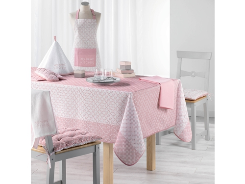 Obrus NAPPE 150X200 Lucie Rose - ROM219