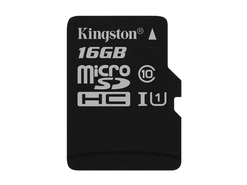 KINGSTON MICRO CANVAS SELECT UHS-I SDCS/16GBSP