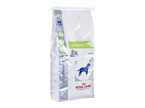 Karma Royal Canin VD Dog Urinary S/O 14 kg