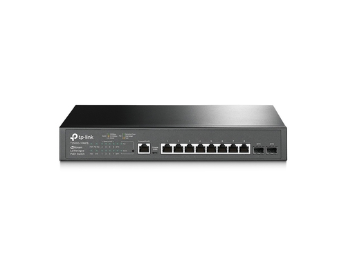 Switch TP-Link TL-T2500G-10MPS 8x 10/100/1000Mbps