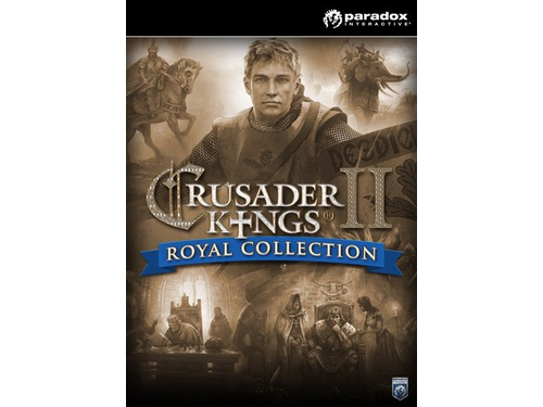 Gra Mac OSX Linux PC Crusader Kings II: Royal Collection wersja cyfrowa