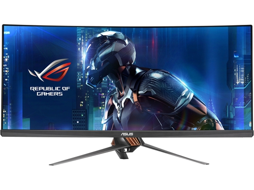 "Monitor gamingowy Asus 34"" ROG Swift PG348Q IPS/PLS 3440x1440 Curved 100Hz"