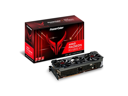 Karta graficzna PowerColor 6800XT Red Devil 16GB - AXRX 6800XT 16GBD6-3DHE/OC