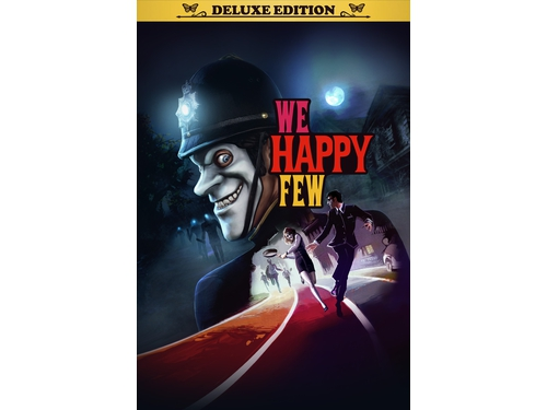 Gra wersja cyfrowa We Happy Few - Deluxe Edition E48387