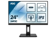 "MONITOR AOC LED 24"" 24P2C"