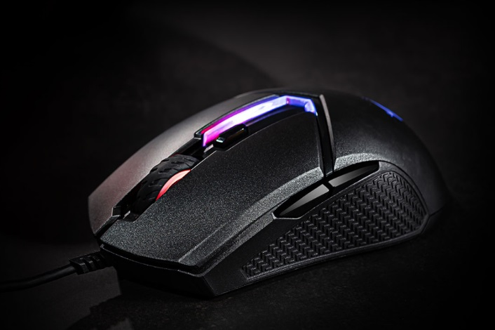 #MYSZ MSI CLUTCH GM 30 Black GAMING Mouse