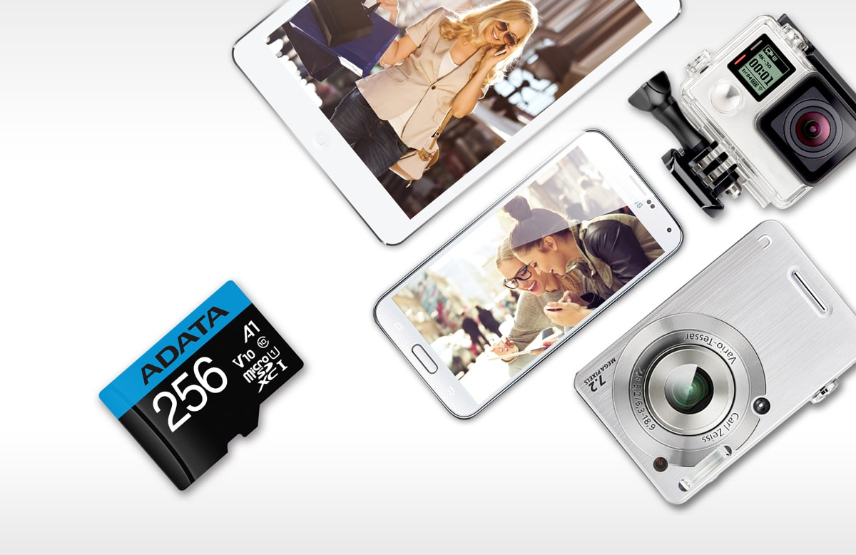 microSD Premier 128GB UHS1/CL10/A1+adapter4