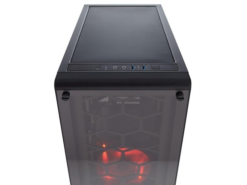 Komputer Actina Premium Gaming 13 Core i3-8350K GeForce GTX1070 Intel® UHD Graphics 630 16GB DDR4 DIMM HDD 2TB SSD 256GB NoOS