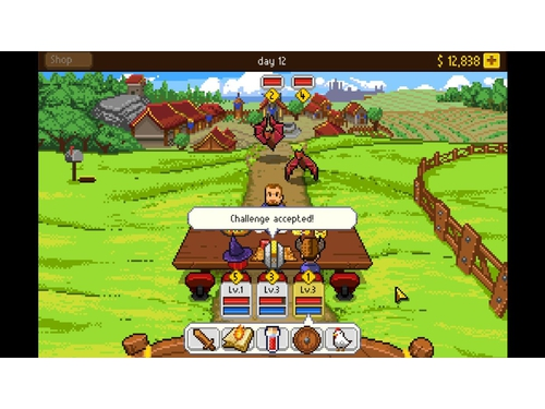 Gra PC Knights of Pen and Paper +1 Deluxier Edition wersja cyfrowa