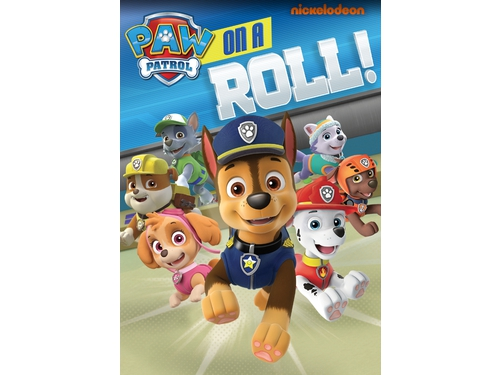 Paw Patrol: On A Roll! - K01522