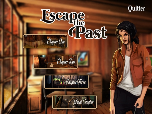 Gra wersja cyfrowa Escape The Past Collection K00616