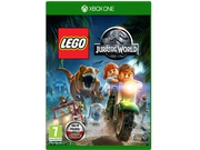 Gra Xbox One LEGO Jurassic World wersja BOX