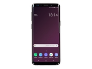 Smartfon Samsung Galaxy S9 64GB Black Bluetooth WiFi NFC GPS LTE DualSIM 64GB Android 8.0 Midnight Black