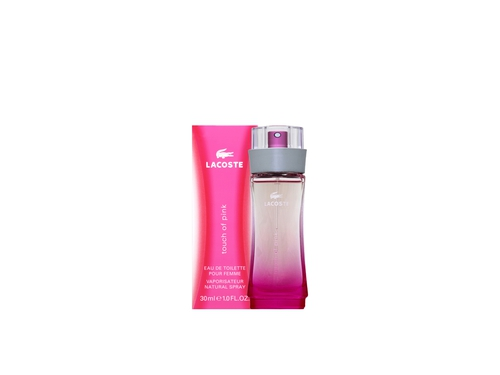 LACOSTE Touch of Pink Women EDT 30ml - 737052191348