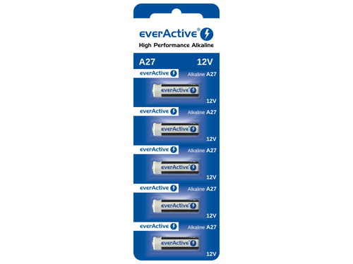 EVERACTIVE BATERIE ALKALICZNE 27A5BL
