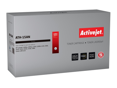 ActiveJet AT-15AN toner laserowy do drukarki HP (zamiennik C7115A) - ATH-15AN