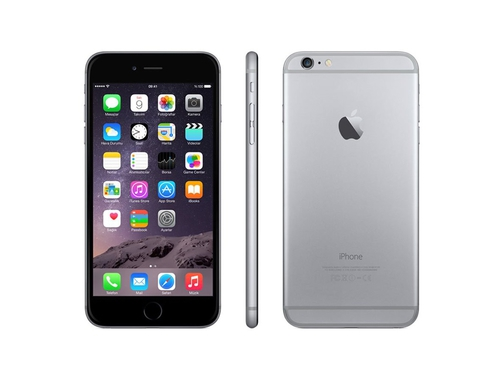 Smartfon Apple iPhone 6S MN0W2PM-A WiFi LTE 32GB iOS 9 szary