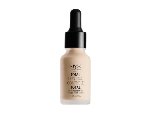 NYX TOTAL CONTROL DROP FOUNDATION - ALABASTER