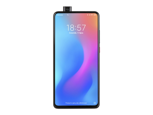 Smartfon XIAOMI Mi 9T 64GB Black Bluetooth WiFi NFC GPS LTE Galileo DualSIM 64GB Android 9.0 Carbon Black