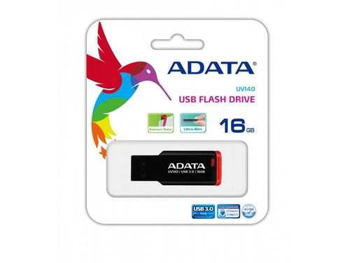 Pendrive ADATA UV140 16GB USB 3.0 AUV140-16G-RKD