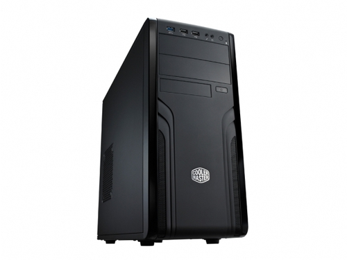 Obudowa komputerowa CM FORCE 500 MIDI TOWER ATX/M-ATX, USB 3.0 - FOR-500-KKN1