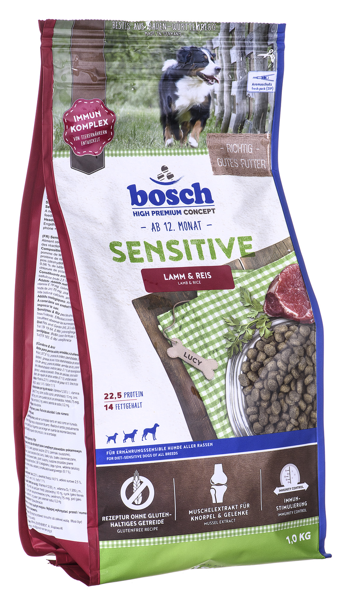 #Bosch Sensitive Lamb and Rice 1kg