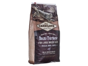 CARNILOVE CAT DUCK&TURKEY FOR LARGE BREED 6KG