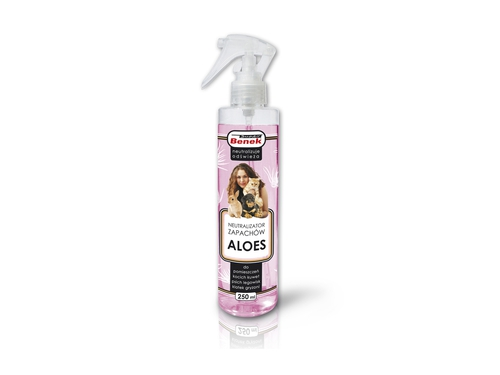 CERTECH Neutralizator Aloes spray 250ml