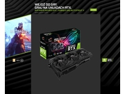 Karty graficzna Asus GeForce RTX 2070 STRIX ROG-STRIX-RTX2070-O8G-GAMING 8GB GDDR6 14000 MHz 256-bit