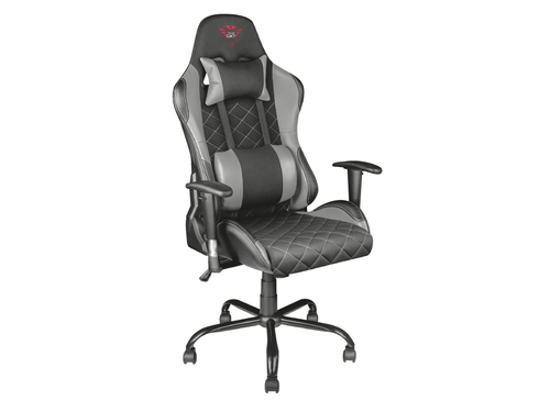 FOTEL GAMINGOWY GXT 707R Resto Gaming Chair - Grey - 22525
